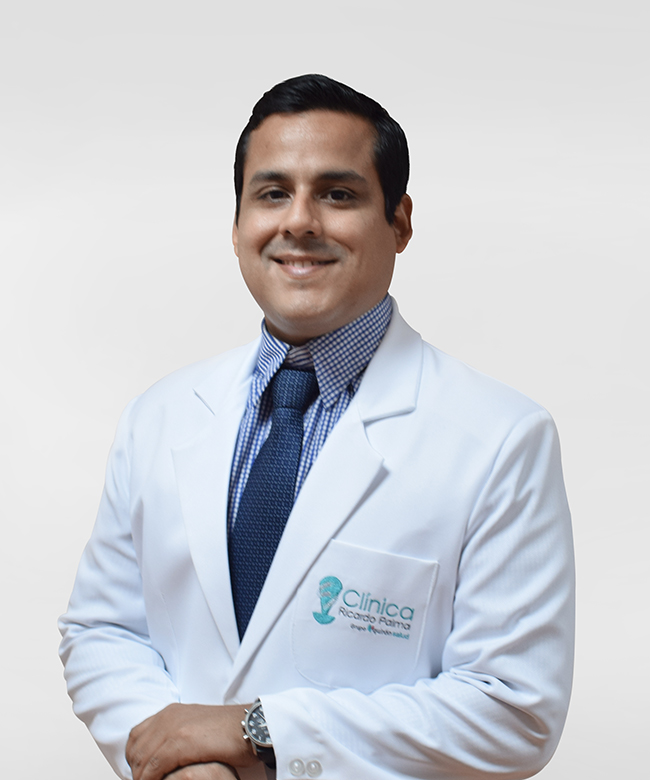 Dr. Rodrigo Verastegui Sotomayor-Gastropediatra