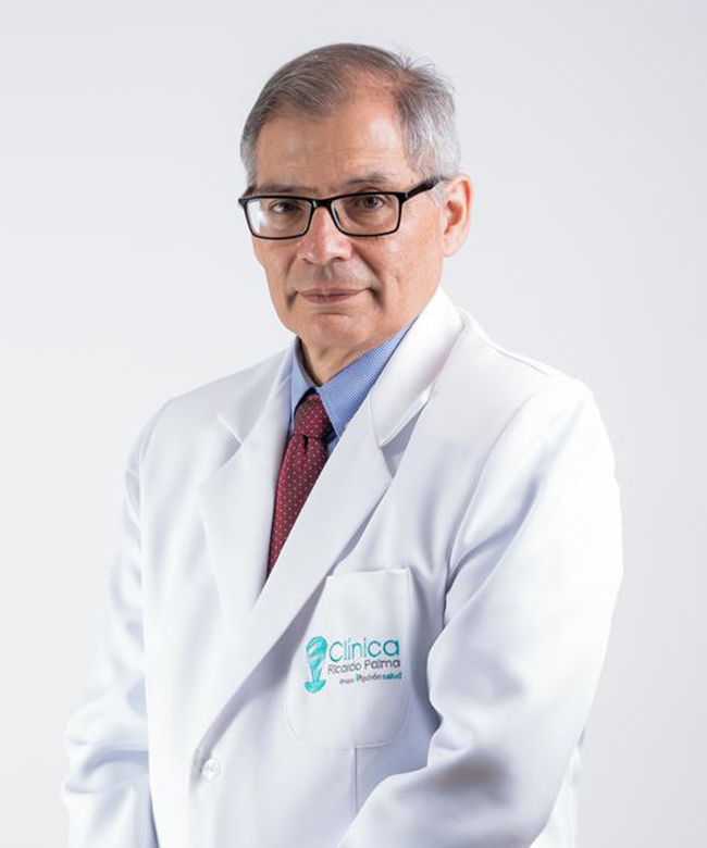 Dr. Jose Luis Gonzales Benavides-Gastropediatra